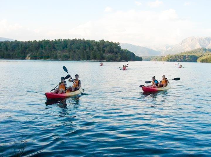 vacaciones rural jaen ibipozo kayac